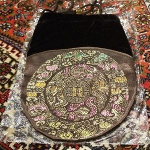 Handbags - Authentic Chinese embroidered evening purses